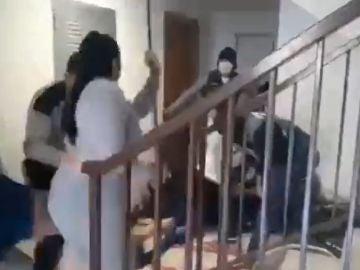 Agresión a guardias civiles durante una detención en Granada