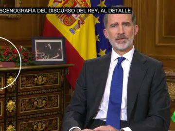 Los secretos del discurso del rey: austeridad, una comentada foto y la Constitución