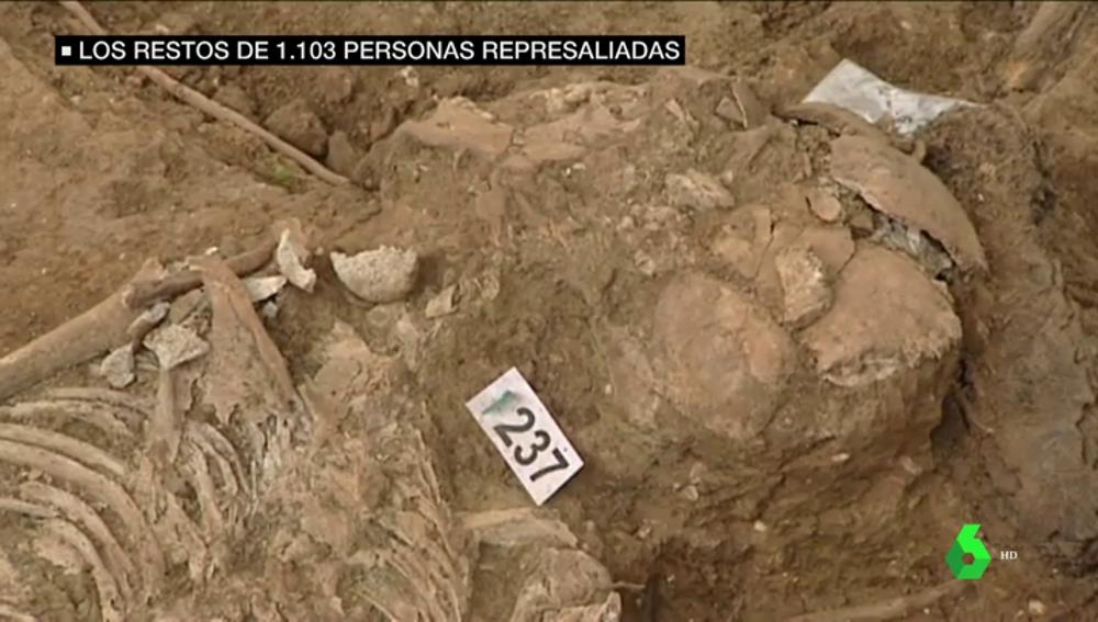 Más de 1.000 víctimas de la Guerra Civil a la espera de ser exhumadas en la fosa de Pico Reja (Sevilla)