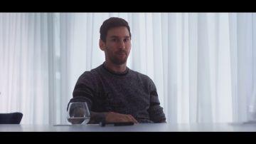 Así es el día a día de uno de los mejores futbolistas de la historia: Leo Messi desvela a Évole cómo es su vida