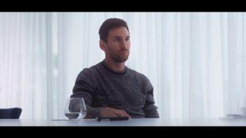 """La delicada pregunta personal de Jordi Évole que Messi evita contestar: """"Prefiero no entrar en detalles"""""""