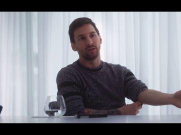 """La confesión más personal de Leo Messi: """"Antonela insiste en que vaya al psicólogo, pero aunque lo necesito me cuesta dar el paso"""""""
