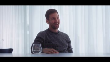 El guiño de Leo Messi a Cristiano Ronaldo en la entrevista con Jordi Évole