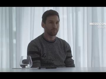 """Leo Messi, a Jordi Évole: """"Tuve la 'mala suerte' de tener seguidos a Guardiola y Luis Enrique, los dos mejores"""""""