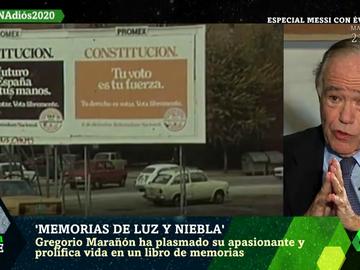 Gregorio Marañón en laSexta Noche