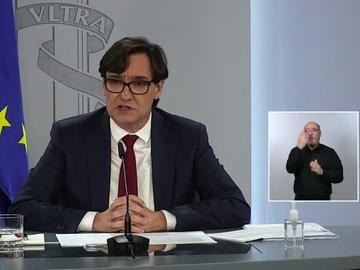 """Illa pide """"no engañarse"""", y alerta: """"La situación de la pandemia en España es muy preocupante"""""""
