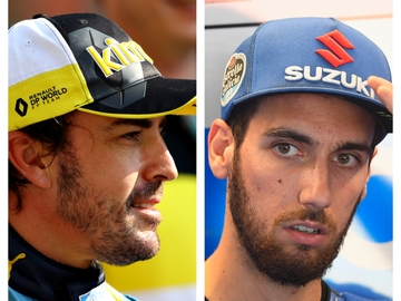 Rins y Alonso