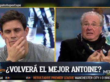 """D'Alessandro recomienda a Griezmann que acuda a terapia: """"Ha perdido el autoestima"""""""