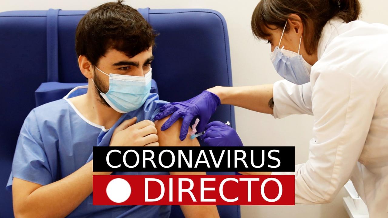 Coronavirus España   Última hora del COVID-19, medidas y cierres perimetrales, en directo