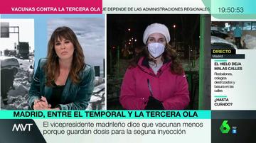 """Mónica García hablar de una tercera ola que será un """"tsunami"""": """"Ayuso está desaparecida y volvemos a lo de septiembre"""""""
