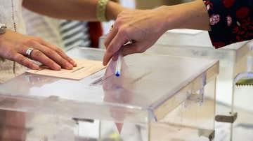 Imagen de una votación