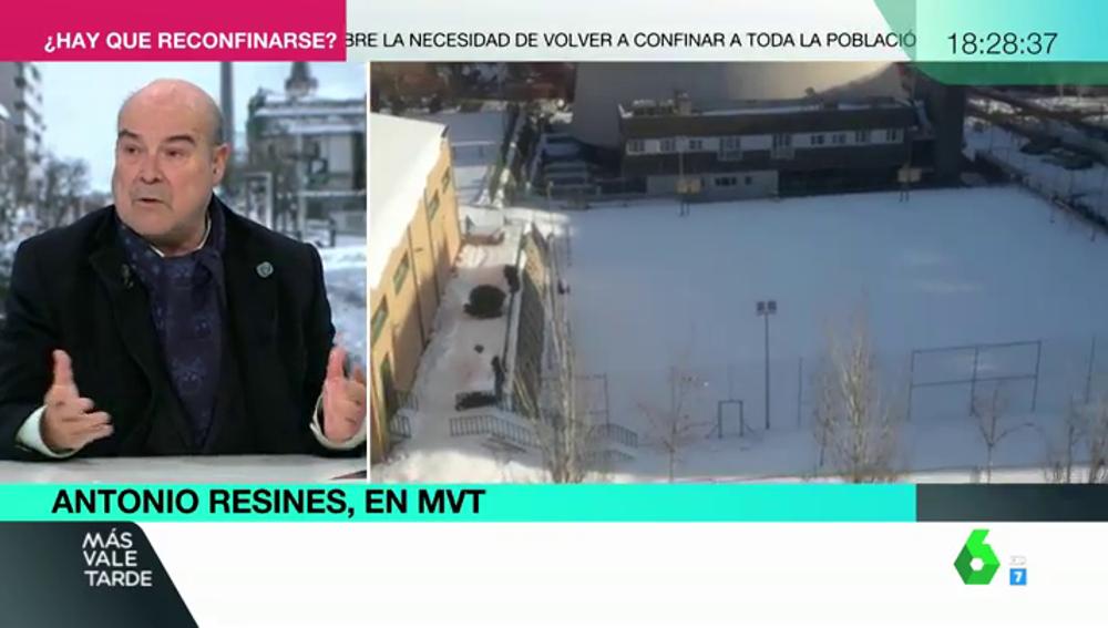 Antonio Resines en MVT