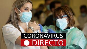 Coronavirus España, hoy | Últimas noticias del COVID-19, medidas y restricciones, en directo