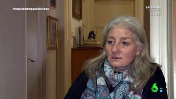 Cecilia Coviella, profesora de Educación Física