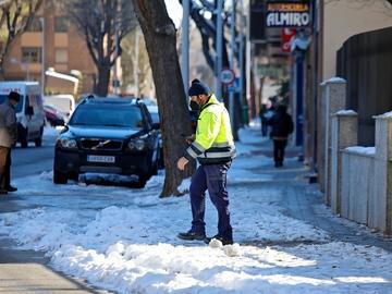 Madrid y España | Última hora de la ola de frío y nieve, calles limpias y estado de las carreteras