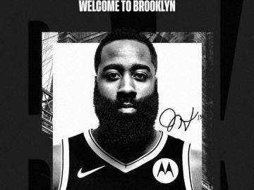 James Harden, a los Nets