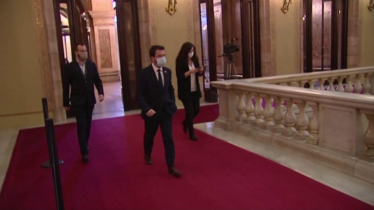 El Tribunal Superior de Cataluña suspende las elecciones del 30 de mayo y las mantiene el 14 de febrero