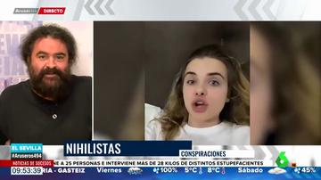 """El Sevilla responde a Marina Yers tras dudar de la existencia del COVID-19: """"Es una gilipollez"""""""