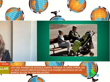 La increíble historia detrás de una fotografía de Google Maps, o cómo Eloísa logró ver a sus padres años después de que fallecieran