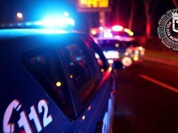 La Policía investiga la muerte violenta de un hombre con heridas de arma blanca en Madrid