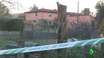 Imagen del lugar donde ha sido asesinada una mujer de 33 años