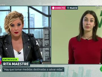 """Rita Mestre, sobre el hospital Zendal: """"Es un enorme plató de Ayuso, un mero ejercicio de propaganda"""""""