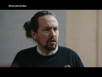 """Pablo Iglesias confiesa las presiones al Gobierno de la gente """"rica y poderosa"""" de España"""