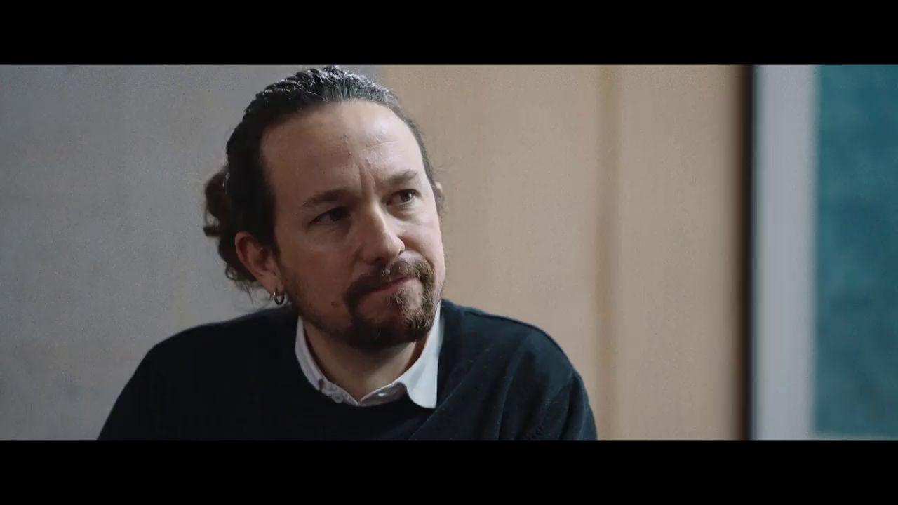"""El enfado de Iglesias con Vox: """"Mientras Bildu acude a un acto en homenaje a una víctima de ETA, el PP gobierna con quien reivindica el franquismo"""""""