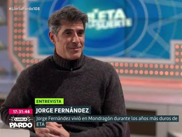"""Jorge Fernández recuerda cómo vivió los años más duros de ETA: """"Explotaron dos bombas debajo de mi casa"""""""