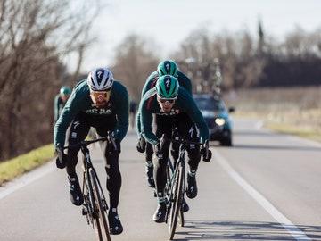 Ciclistas del Bora-hansgrohe