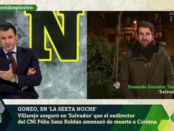 """La pregunta de Gonzo a Pablo Iglesias cuya respuesta """"no dejará indiferente a nadie"""""""