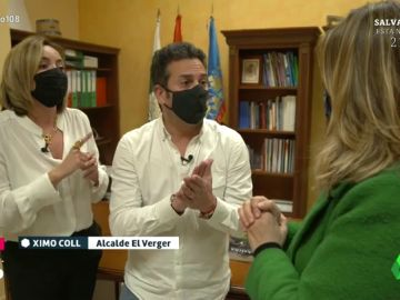 """Los alcaldes de Els Poblets y El Verger se defienden tras recibir la vacuna: """"Fue orden del centro de salud"""""""