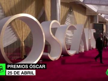 Imagen de archivo de los premios Oscar