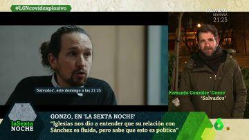 """Gonzo: """"Iglesias usa en algunos momentos a su socio de Gobierno como excusa para justificar que no se hayan logrado cosas que se pactaron"""""""