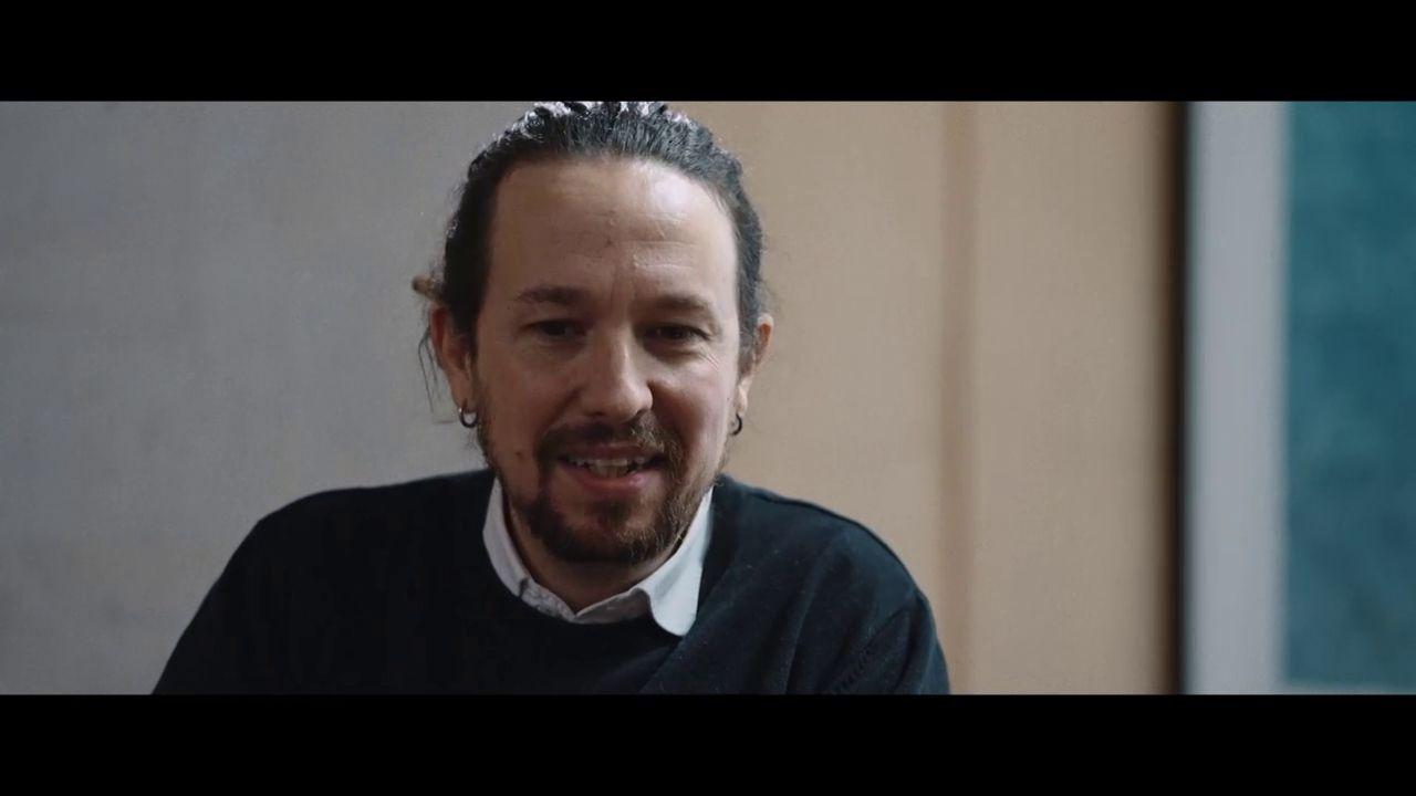 """La confesión más personal de Pablo Iglesias: """"Recomiendo a a Carmen Calvo ver 'Veneno', es una serie que me hizo llorar"""""""