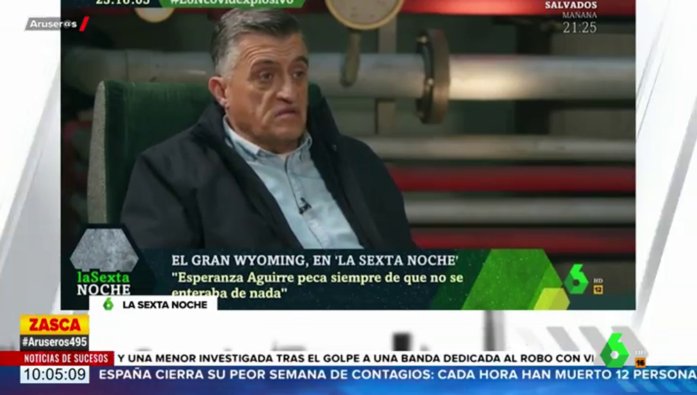 WYOMING AGUIRRE