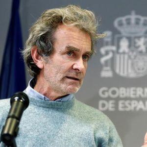 Comparecencia de Fernando Simón