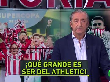 """Pedrerol: """"Amigos del Athletic, que siga la música"""""""