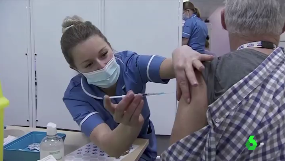 vacuna Reino Unido