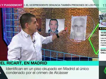 Este es el aspecto actual de Miguel Ricart, condenado por el crimen de Alcàsser