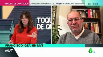 Francisco Igea, en MVT