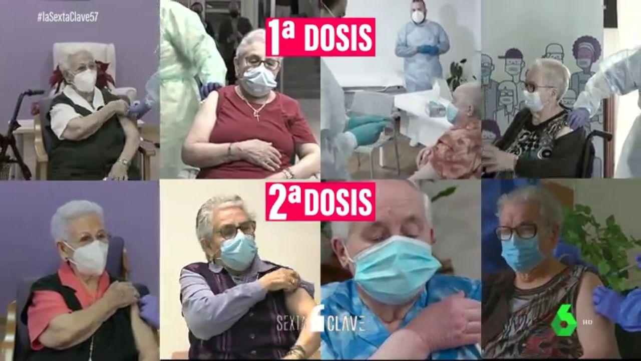 ¿Qué podrán hacer y qué no las personas que como Araceli consigan la inmunidad frente al COVID-19?