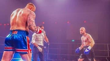 La Montaña en el ring