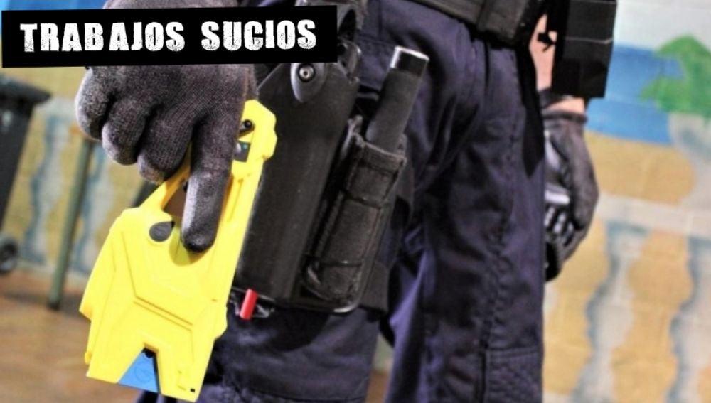 Pistola táser