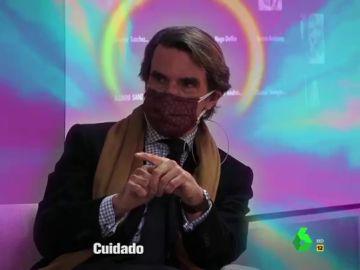 """La respuesta de Dani Mateo al """"dios Aznar"""": """"El PP ha estado muy calladito mientras la Generalitat decidía retrasar las elecciones"""""""