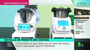 Claves de la sentencia contra el robot de cocina de Lidl: ¿qué consecuencias tiene?, ¿es igual que el de Thermomix?