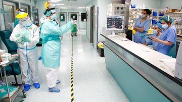 Los sanitarios están en alerta por el incremento de casos