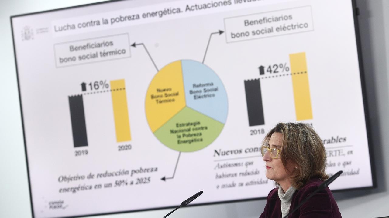 El precio de la luz en España será de los más bajos de Europa en 2022, según el Gobierno