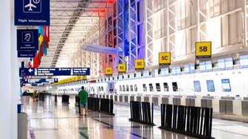 Imagen de archivo de un aeropuerto