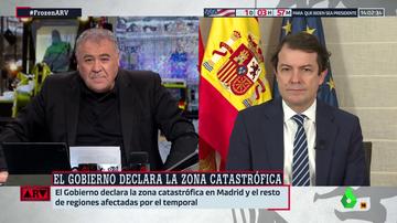 Fernández Mañueco, en Al Rojo Vivo